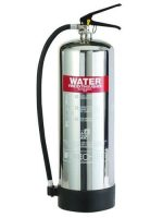 Chrome Water Fire Extinguisher